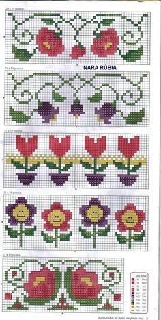 Designing a Cross Stitch Pattern - Craft & Patterns Cross Stitch Boarders, Cross Stitch Bookmarks, Beaded Cross Stitch, Cross Stitch Baby, Cross Stitch Flowers, Cross Stitch Charts, Cross Stitch Designs, Cross Stitching, Cross Stitch Embroidery