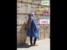 Keten Tunik Dikimi / DIY: How To Sew Linen Tunic - YouTube