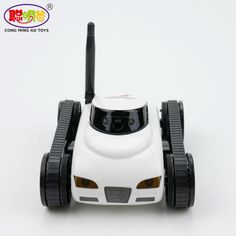 2017 Mini RC Spy Tank Car FPV 0.3MP Camera WiFi Remote Control Deformable Support iPhone iPad Android For Children Adult