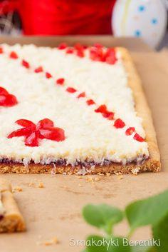 Mazurek na Wielkanoc Love Eat, Vanilla Cake, Cheesecake, Easter, Foods, Cakes, Food Food, Food Items, Cake Makers