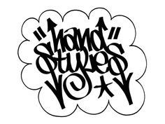 Handstyles tag by Haze. Chicano Lettering, Graffiti Lettering, Painted Letters, Painted Signs, Photographie Street Art, Calligraphy Drawing, Graffiti Tagging, Graffiti Alphabet, Dope Art