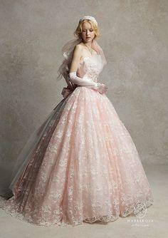 ~MariaRosa Design *blush gown