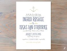 Tying The Knot suite - Wedding Invitation