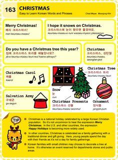 163 Christmas Meyer & Kim (easytolearnkorean.com)