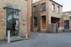 Heyne Fabrik Offenbach, Germany.