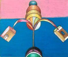 Homenaje a Paul Klee y su ángel. #HilarioBarrero