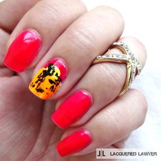 Lacquered Lawyer | Nail Art Blog: The Endless Summer