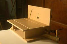 Yet Another Horizontal Router Table - by Praki @ LumberJocks.com ~ woodworking community