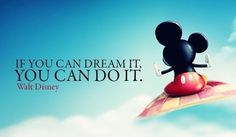 5. Walt #Disney - 9 citations pour ados avec #grands rêves... → Teen