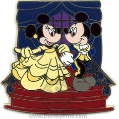 considering doing mickey and minnie as disney couples for our table settings...