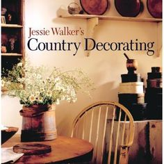 Jessie Walker is a photographer who  has a portfolio of decades of photos of historic, early american, colonial and primitive interiors and exteriors.  This is a great collections of some of her best photos.  Buy it you won't reget it.
