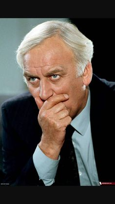 John Thaw.  Could do Shakespeare like nobody's business.  Still gives me chills.