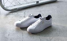 Puma Court Star Crafted: White/Blue