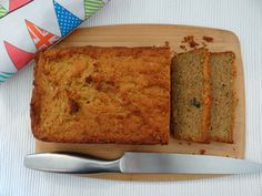 Blog - Nikki's Carrot, Courgette and Brazil Nut Breakfast Loaf