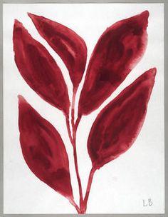 Les Fleurs, 2009, Louise Bourgeois.