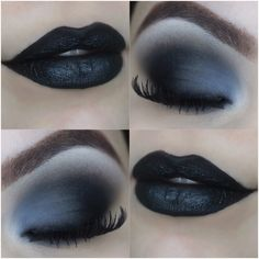 Black Makeup https://www.youtube.com/watch?v=STahwn-Uv4U
