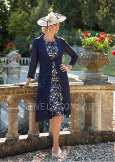 Scoop Sheath Lace Short Mother Of The Bride Dresses 8n31215