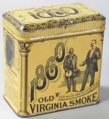 Risultati immagini per franklin's tobacco tin