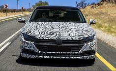 2018 VW Arteon Motor Performance