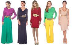 Vestidos y cinturones de cabo de alquiler en www.lamasmona.com