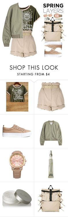 """""""Casual: Statement T-Shirts"""" by beebeely-look ❤ liked on Polyvore featuring Moschino, Zoe Karssen, Clé de Peau Beauté, Ilia, Spring, casual, weekendstyle, statementtshirt and twinkledeals"""