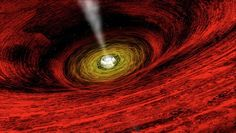 Black Holes Spin At Nearly The Speed Of Light