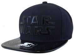 STAR WARS VADER PATENT SNAPBACK CAPS   ST-SW-006-BLK-BLK   STARTER   STARTER   Starter Black Label