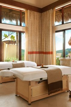 Mukul Beach Golf and Spa - Rivas, Nicaragua - Relax and refresh with a treatment at the serene spa.