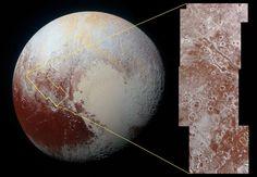 Pluton gros plan