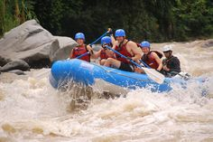 We offer you the chance to explore together as you experience some of the world's best outdoor adventures, paddle down spectacular whitewater as well as relax in the breathtaking rainforests and jungles of Costa Rica.