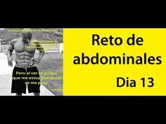 ABDOMINALES EN 30 DIAS ( RETO DIA 13)