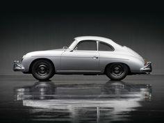 Porsche 356A 1600 Super Coupe by Reutter (T2) '1957–59