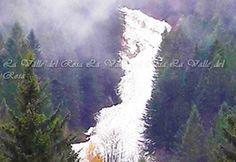 Prima valanga stagionale a bassa quota a Macugnaga. Aprono gli impianti di sci. Fotogallery - Ossola 24 notizie