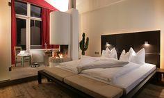 A bit of class in the Grand Suite in Hotel St Antoner Hof, St Anton