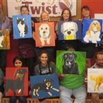 Paint your own pet Party!