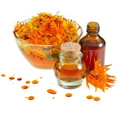 9 Amazing Benefits Of Calendula For Skin And Hair - Khushi Hamesha Frio Rico, Herbal Leaves, Essential Oils For Colds, Homemade Tea, Lemongrass Oil, Aromatherapy Recipes, Exotic Food, Tea Blends, Healing Herbs