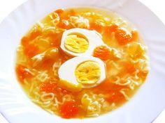 Суп куриный «Солнышко»