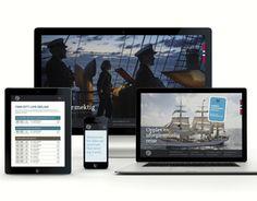 Website, The Ship Sørlandet