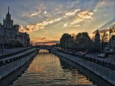 Пейзажи Москвы | landscape of Moscow