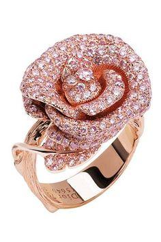 Dior rose ring!