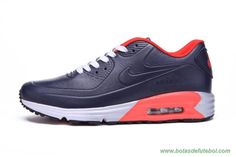 Nike Air Max Lunar90 SP Sapphire/Laranja/Branco Masculino chuteira a venda