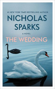 I just read an excerpt from The Wedding by Nicholas Sparks that I couldn't help but share! Take a look and let me know what you think.