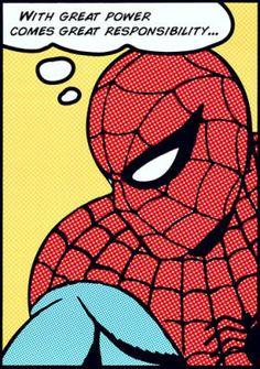 Spider-Man Pop Art