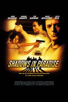 Armand Assante, Mark Dacascos, Tom Sizemore, and Sofya Skya in Shadows in Paradise New Movies Out, Top Movies, Movies To Watch, Internet Movies, Movies Online, Paradise Pictures, Best Action Movies, Hand To Hand Combat, Shadow Pictures