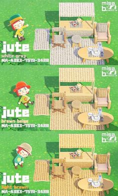 New Animal Crossing, All About Animals, We Bare Bears, Island Design, Deco, Videogames, Fabric Design, Picnic Blanket, Nintendo
