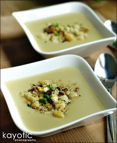 vegan creamy onion soup...substitute the beef broth with veggie broth and a little liquid smoke to make it vegan.