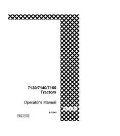 Best case ih 5088 5288 5488 tractor operators manual