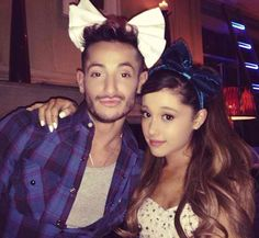 "Am I the only one who Loves Frankie Grande on the Show ""Big Brother""? Comment if you watch ♡"