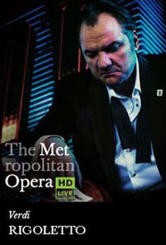"""""""The Metropolitan Opera: Rigoletto."""""""