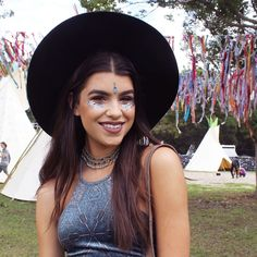 "LIBERATED HEART on Instagram: ""ultimate festival #inspo ✨✨ beauty @maragrams in the ~SILVER SEAS~ halter at @splendourinthegrass  #liberatedheart #SITG2016"""